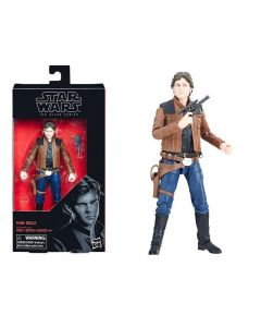 Star Wars The Black Series Han Solo (Young Solo) 6-Inch Action Figure