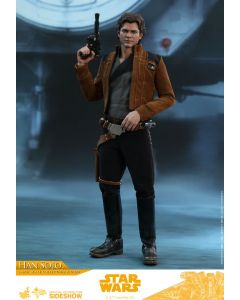 Hot Toys Movie Masterpiece Sixth Scale Han Solo from Solo: A Star Wars Story by Sideshow