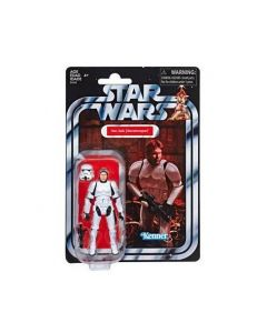 Star Wars The Vintage Collection Han Solo (Stormtrooper) 3 3/4-Inch Action Figure - Exclusive