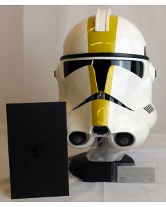 Master Replicas 1:1 Scale ROTS 327th Clone Trooper Star Corps Trooper Helmet