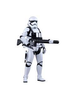 Hot Toys Movie Masterpiece Series Sixth Scale Figure First Order Heavy Gunner Stormtrooper