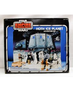 Vintage Star Wars Playsets Boxed Hoth Ice Planet C7 with C7 Box