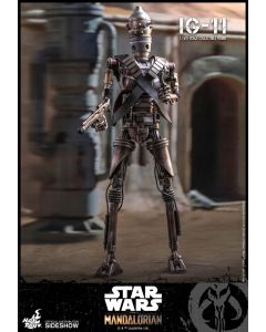 Hot Toys IG-11 Sixth Scale Figure from The Mandalorian Television Masterpiece Series