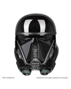PRE-ORDER: Rogue One: A Star Wars Story Boxed Death Trooper Helmet by Anovos