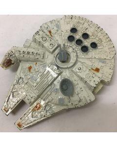 Star Wars Vintage Loose Die Cast Millennium Falcon // C-7