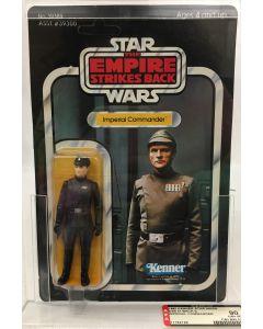 1980 Kenner Star Wars ESB 41 Back-C Imperial Commander AFA 90 NM+/MT #11162129