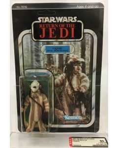 1983 Kenner Star Wars ROTJ 65 Back-B Logray AFA 90 Y-NM+/MT #13546538