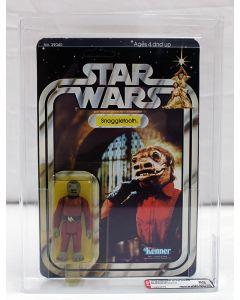 Vintage 1979 Kenner Star Wars 21 Back-A Snaggletooth AFA 80Y #13952076