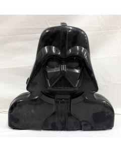 Vintage Star Wars Accessories Loose Darth Vader Case C6 (No Insert, Decals Applied)