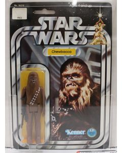 1978 Kenner Vintage Star Wars 20-Back-A Chewbacca AFA 80+ NM #19090079