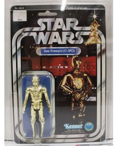 1978 Kenner Vintage Star Wars 20 Back-A C-3PO AFA 80+ NM #11574851