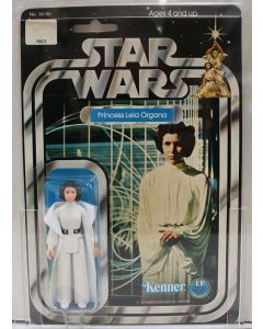 1978 Kenner Vintage Carded Star Wars 20-Back-A Princess Leia Organa AFA 75 EX+/NM #17642849