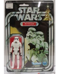 1978 Kenner Vintage Carded Star Wars 20-Back-A  Stormtrooper AFA 60 EX #13666267