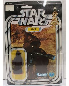 1978 Kenner Vintage Star Wars 20-Back-A  Jawa Cloth Cape AFA 80+ NM #11844056