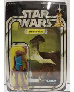1979 Kenner Vintage Star Wars 21 Back-B Hammerhead AFA 80 NM #11958024