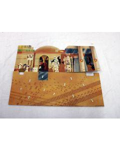 Vintage Star Wars Playsets Loose Cantina Adventure Set (Sears) C7.5 (Missing Figures)