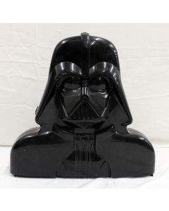Vintage Star War Accessories Loose Darth Vader Carrying Case C7 (Includes Insert/Extra Name Decals Applied)