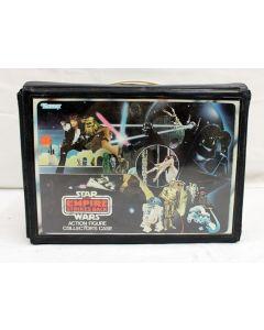 Vintage Star Wars Accessories Loose ESB Vinyl Case C5 (No Insert/Missing Decals)