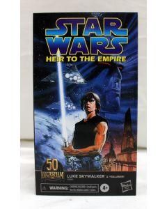 Hasbro Star Wars Heir to the Empire Black Series Luke Skywalker 6-Inch