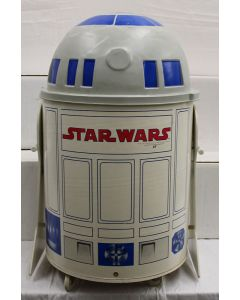 Star Wars Vintage Return of the Jedi Accessories Toy Toter R2-D2 Toy Box - C6