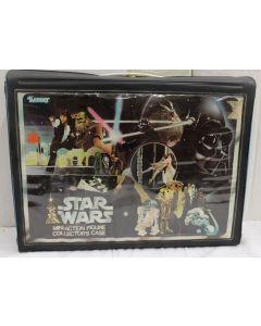 Vintage Star Wars Accessories Loose SW Vinyl Case - C7 No Insert/missing decals