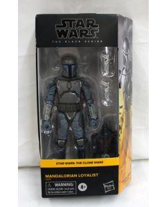 Star Wars Black Series Mandalorian Loyalist  6-Inch Figure