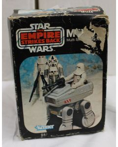 Vintage Star Wars Empire Strikes Back Boxed MTV-7 - C8 with C3 Box