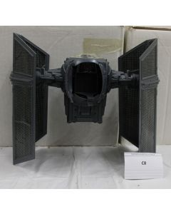 Vintage Star Wars Loose Darth Vader TIE Fighter - C8