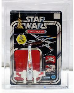 1978 Kenner Star Wars 12-Back Diecast Series X-Wing Fighter DCA 60 #35675442