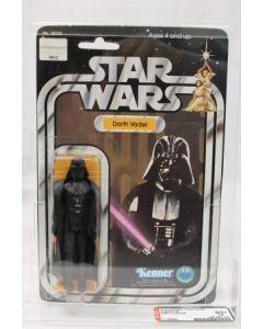 1978 Kenner Star Wars 12 Back-B Darth Vader AFA 80+ NM #11166965
