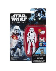 "Rogue One: A Star Wars Story 3.75"" Carded Imperial Stormtrooper Action Figure"