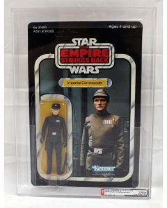 Vintage 1980 Star Wars ESB 41 Back-C Imperial Commander AFA 80+ (C75 B85 F80) #12137118