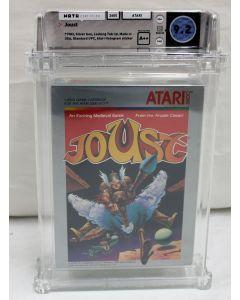 Joust - Wata 9.2 A++ Sealed (1983 Silver Box), Atari 2600