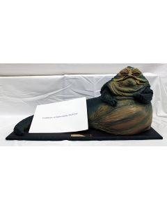 POTF2 Star Wars Illusive Concepts Boxed Jabba the Hutt #3749/5000 C9 with C8 Box
