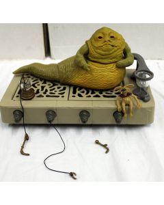 Star Wars Vintage Playset Loose Jabba the Hutt Throne Room // C9