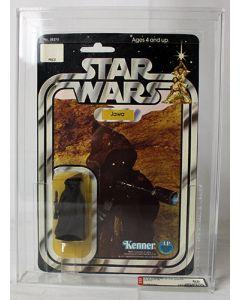 Vintage Star Wars Kenner Carded 12 Back-B Jawa  AFA 85 // #13882057