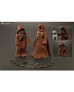 Sideshow Star Wars 1/6 Scale Jawa 2-Pack Action Figures
