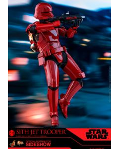 Hot Toys Sith Jet Trooper Sixth Scale Figure from The Rise of Skywalker Movie Masterpiece Series