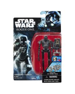 "Rogue One: A Star Wars Story 3.75"" Carded K-2SO Action Figure"