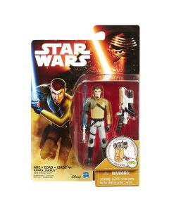 "The Force Awakens 3.75"" Carded Kanan Jarrus (Desert Mission)"