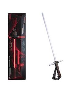 Star Wars The Rise of Skywalker Kylo Ren Force FX Elite Lightsaber Prop Replica