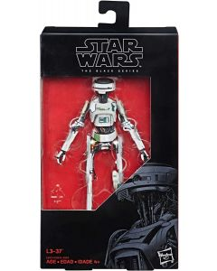 Star Wars 2018 Black Series L3-37 6-Inch Action Figure
