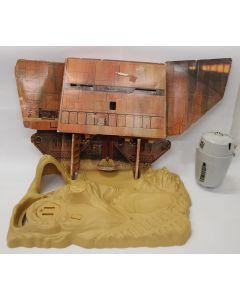 Vintage Star Wars Playset Loose Land of the Jawas // C-6