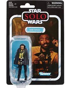 "Star Wars The Vintage Collection 3.75"" Lando Calrissian (Solo) Action Figure"