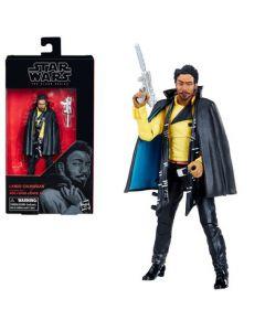 Star Wars The Black Series Lando Calrissian (Solo) 6-Inch Action Figure