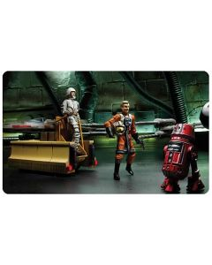 2008 Legacy Collection Battle Pack Boxed Scramble on Yavin