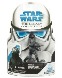2008 Legacy Collection Carded Imperial Engineer