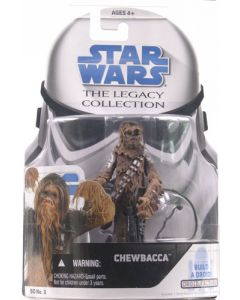 2008 Legacy Collection Carded Chewbacca