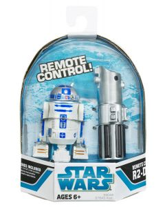 2008 Legacy Collection Exclusive Boxed R/C R2-D2 C-9