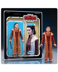 "Gentle Giant 12"" Jumbo Vintage ESB Princess Leia Organa Bespin Gown"